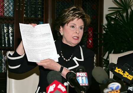 THE DIALOGUE BOX » Blog Archive » Exhibit A: Gloria Allred ...